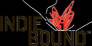 Indie Bound typeface logo